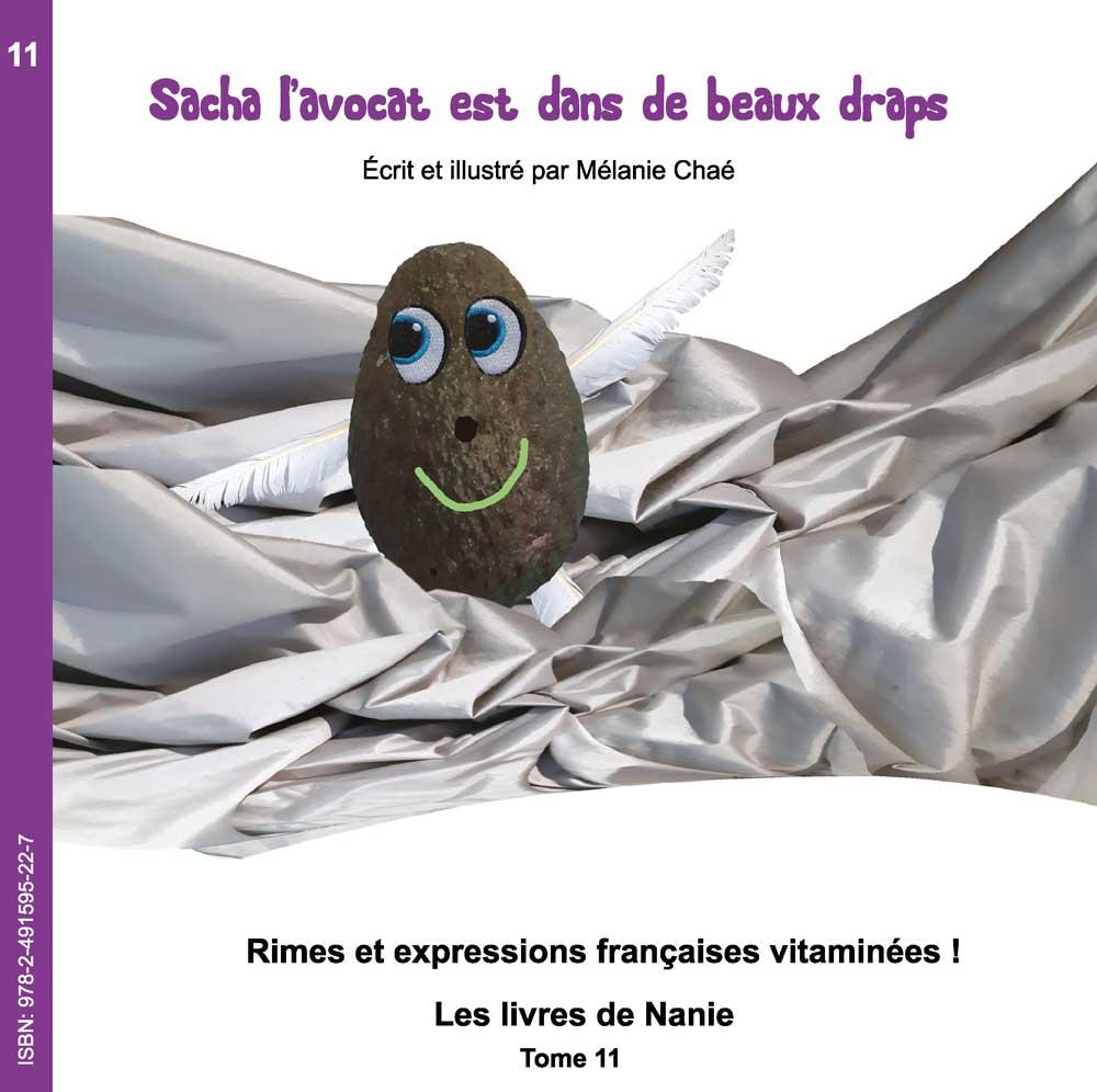 11 -Sacha L'avocat Est Dans De Beaux Draps